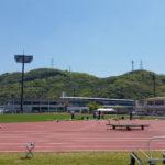 第40回和歌山マスターズ陸上競技選手権大会に出場しましたー。
